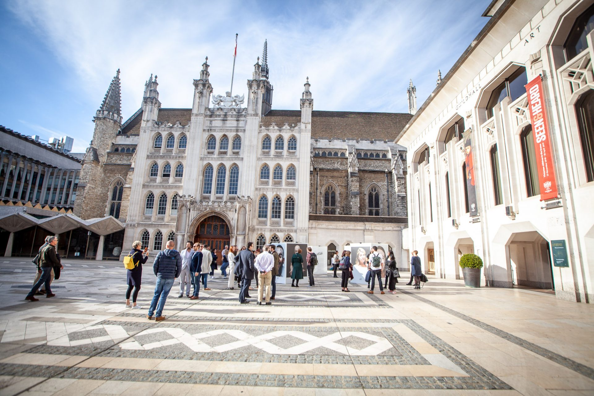 Lets Talk At Guildhall Yard 16
