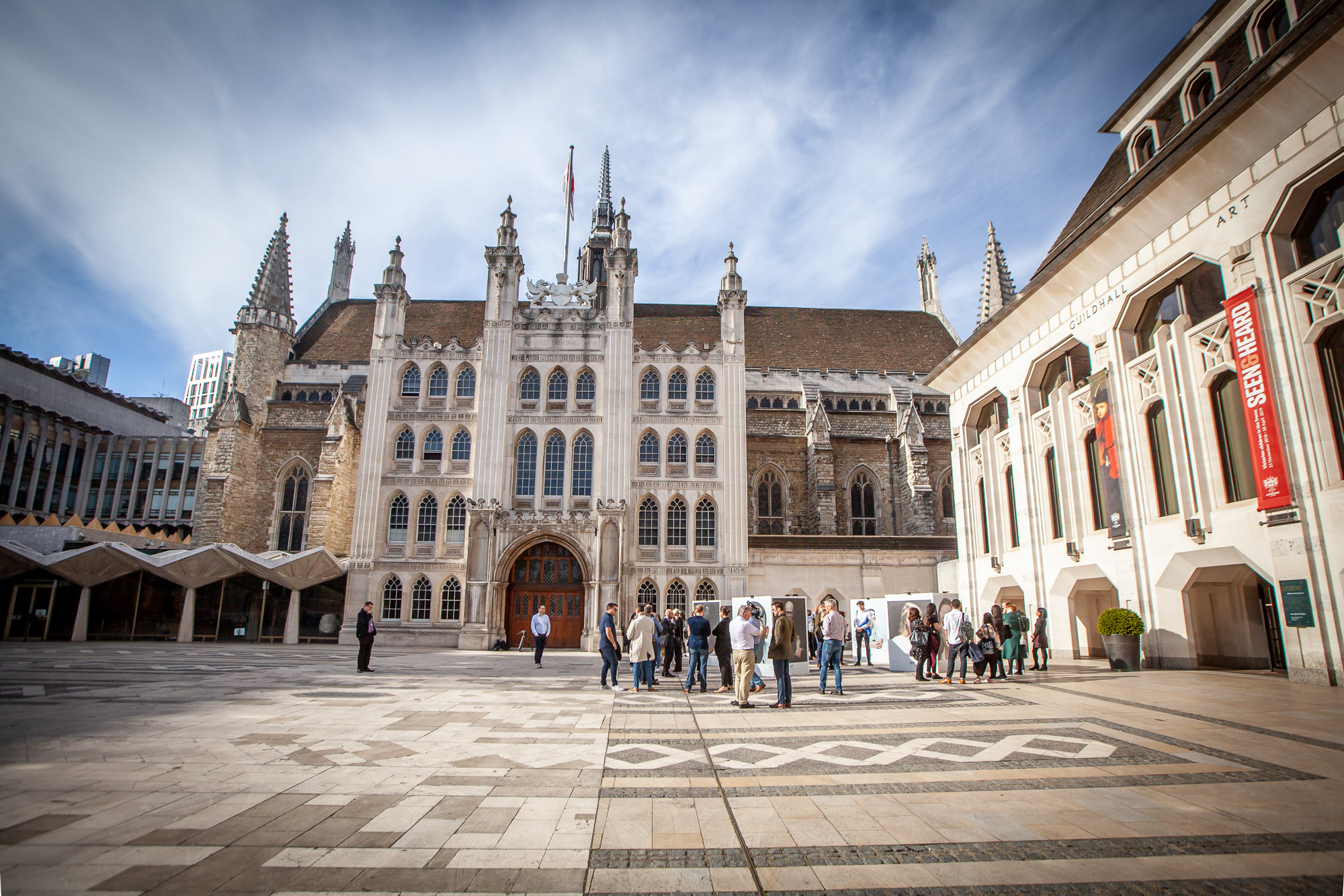Lets Talk At Guildhall Yard 21